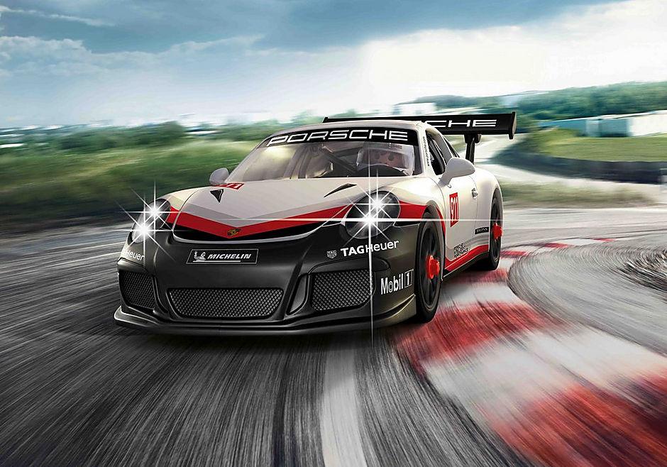 70764 Porsche 911 GT3 Cup detail image 1