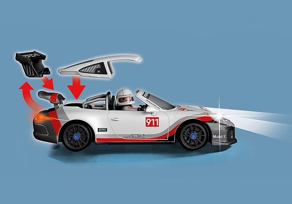 70764 Porsche 911 GT3 Cup  detail image 4