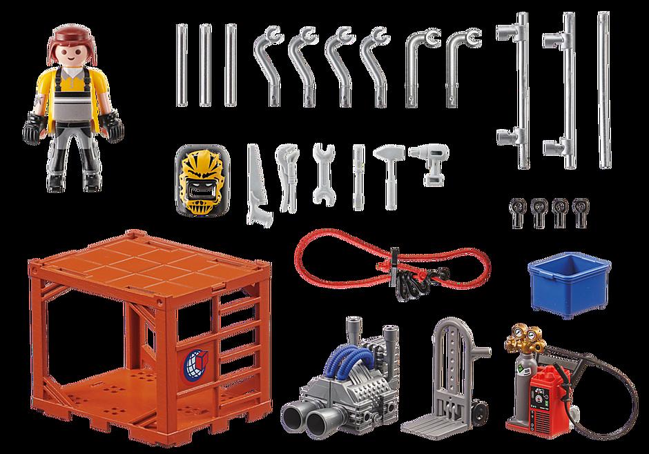 70774 Container productie detail image 3