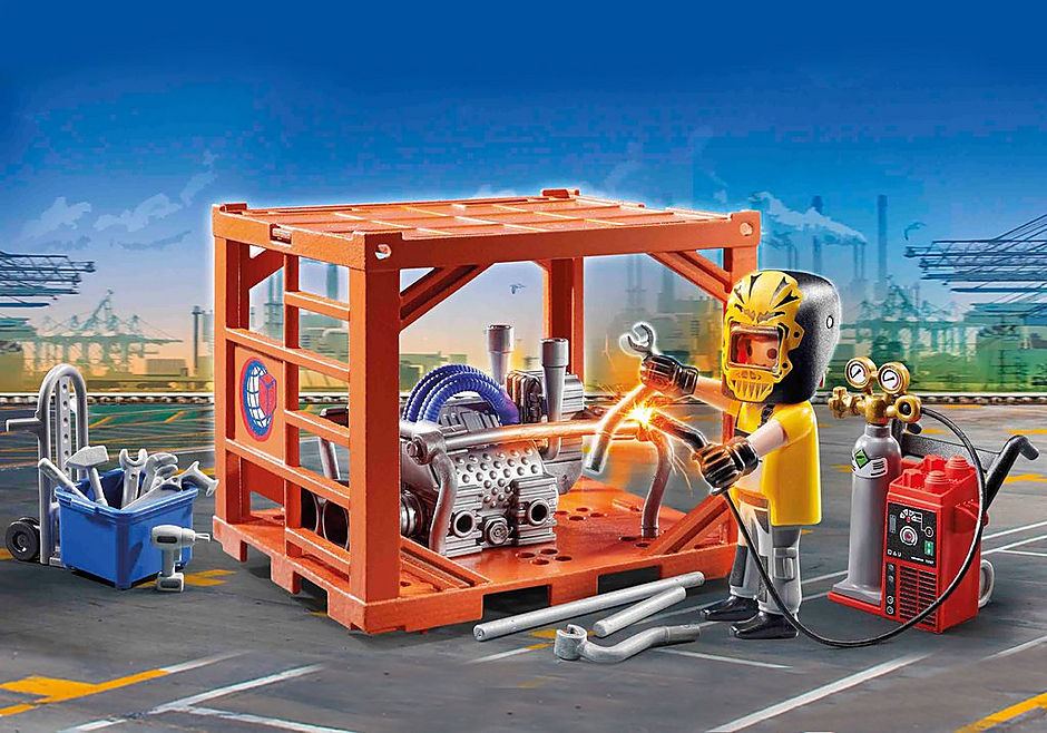 70774 Containerfertigung detail image 1