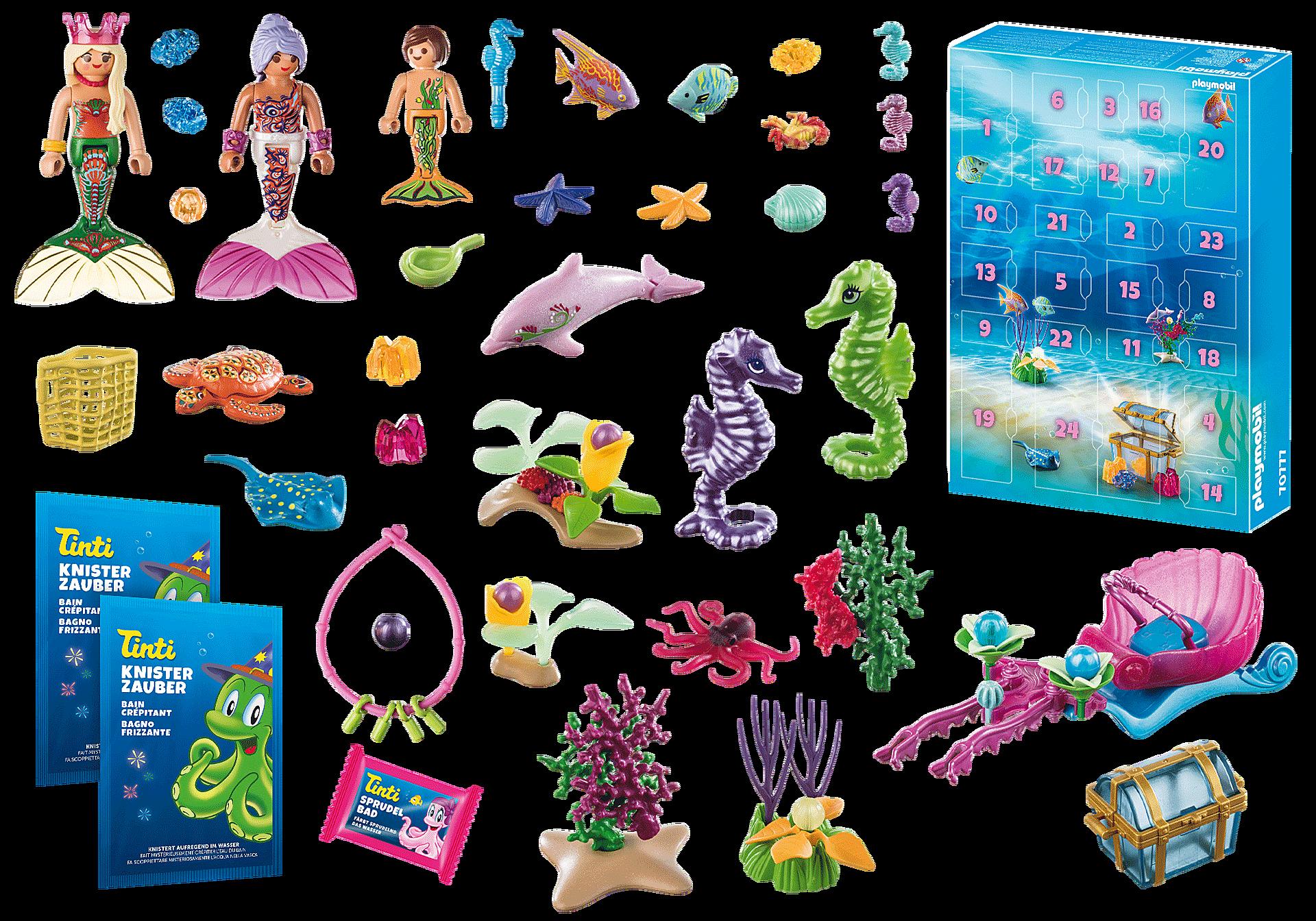 70777 Advent Calendar - Magical Mermaids zoom image3