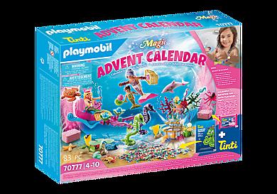 70777 Advent Calendar - Bathing Fun Magical Mermaids