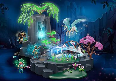 70800 Fonte de energia mágica