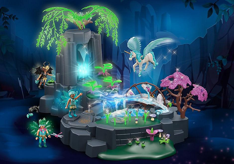 70800 Fonte della magica energia detail image 1