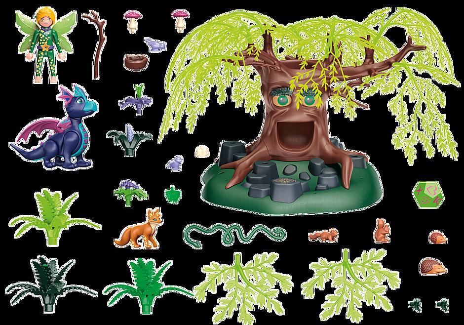 70801 Árvore da Sabedoria detail image 4