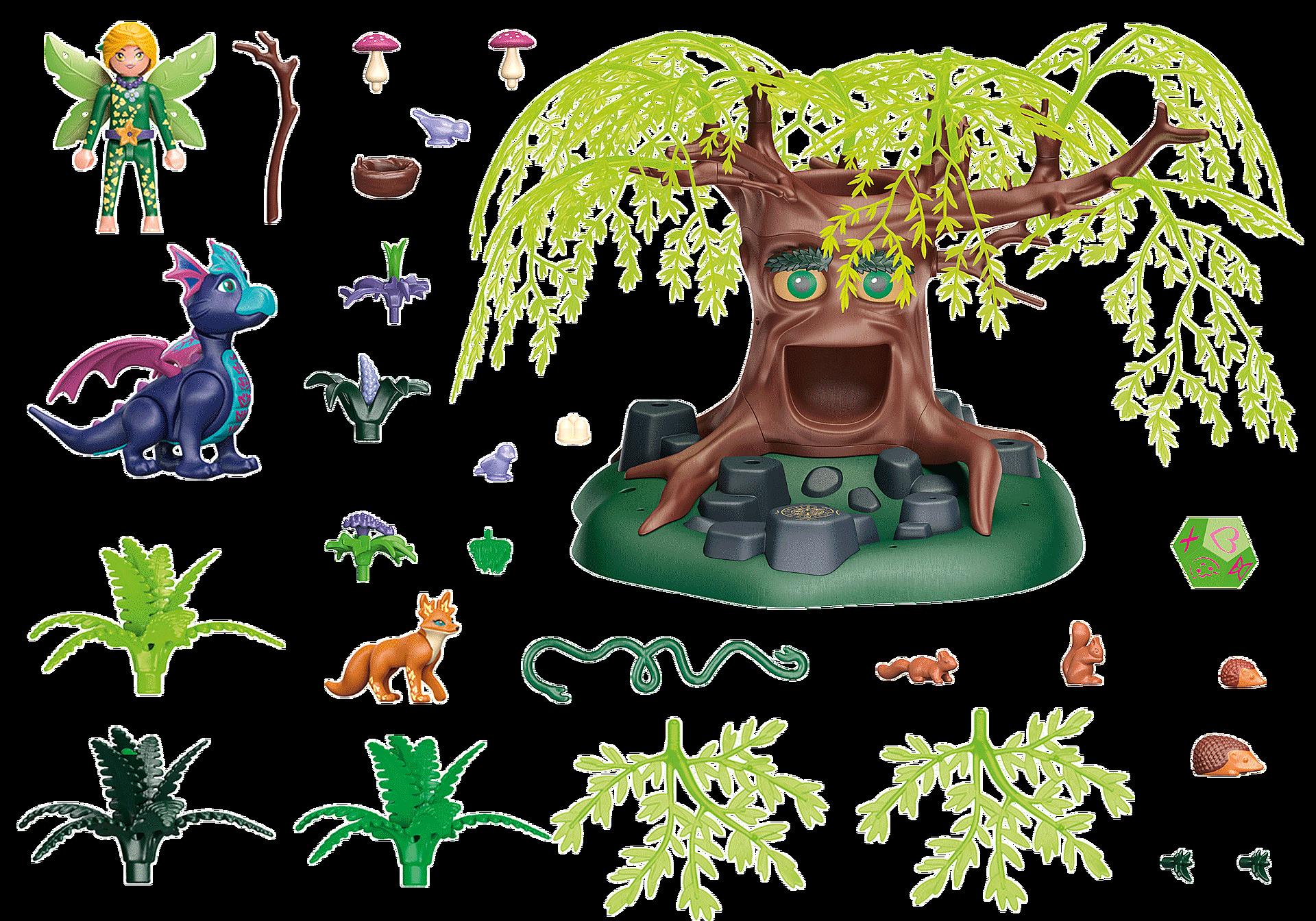 70801 Tree Of Wisdom zoom image4