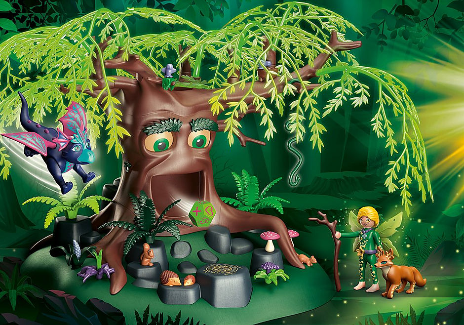 70801 Baum der Weisheit detail image 1