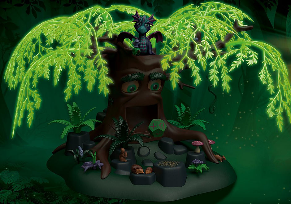 70801 Tree Of Wisdom detail image 7