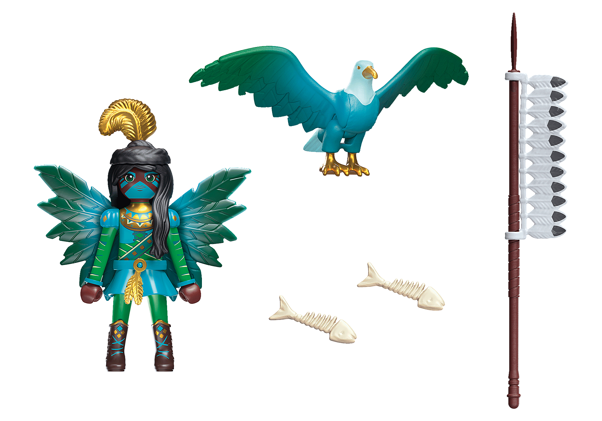 70802 Knight Fairy with Soul Animal zoom image4