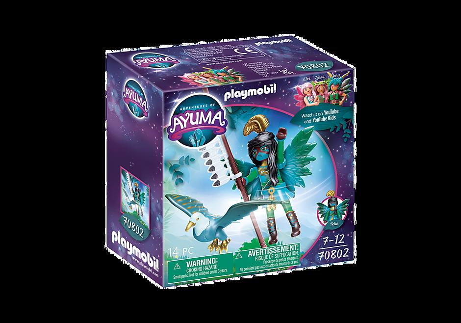 70802 Knight Fairy con animal del alma detail image 3