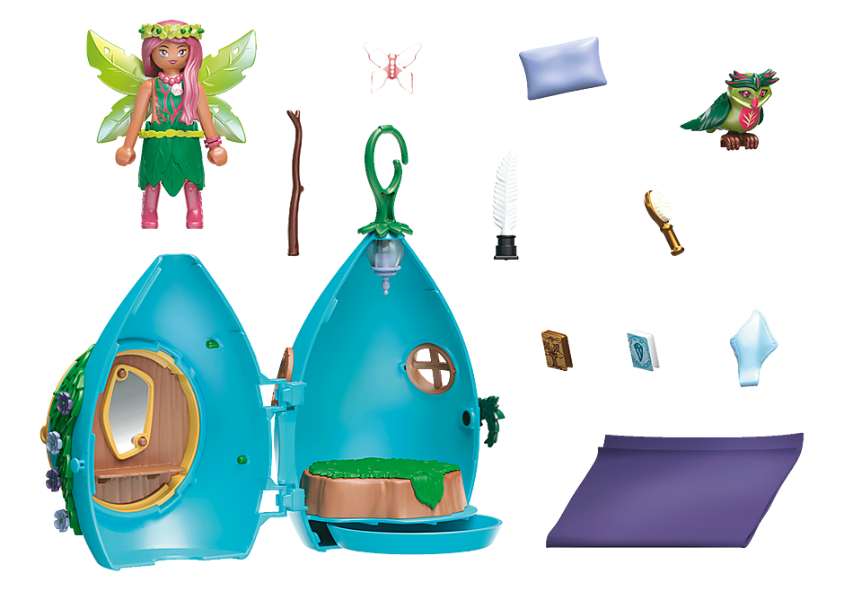 70804 Fairy Hut detail image 3