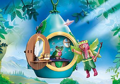 70804 Crystal Fairy és Bat Fairy - Kristály és Denevér tündér lélekállattal