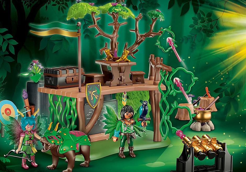 70805 Camp d'entraînement des fées detail image 1