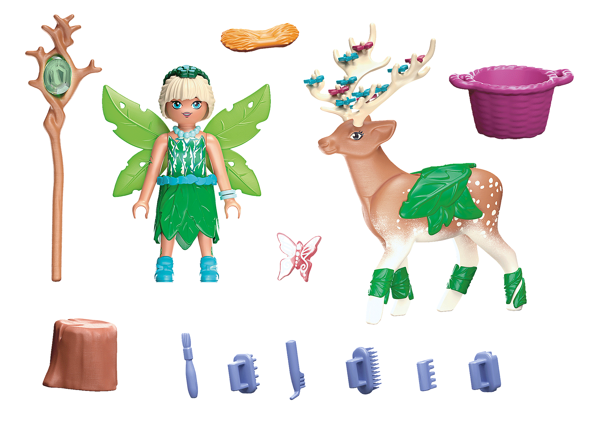 70806 Forest Fairy with Soul Animal zoom image4