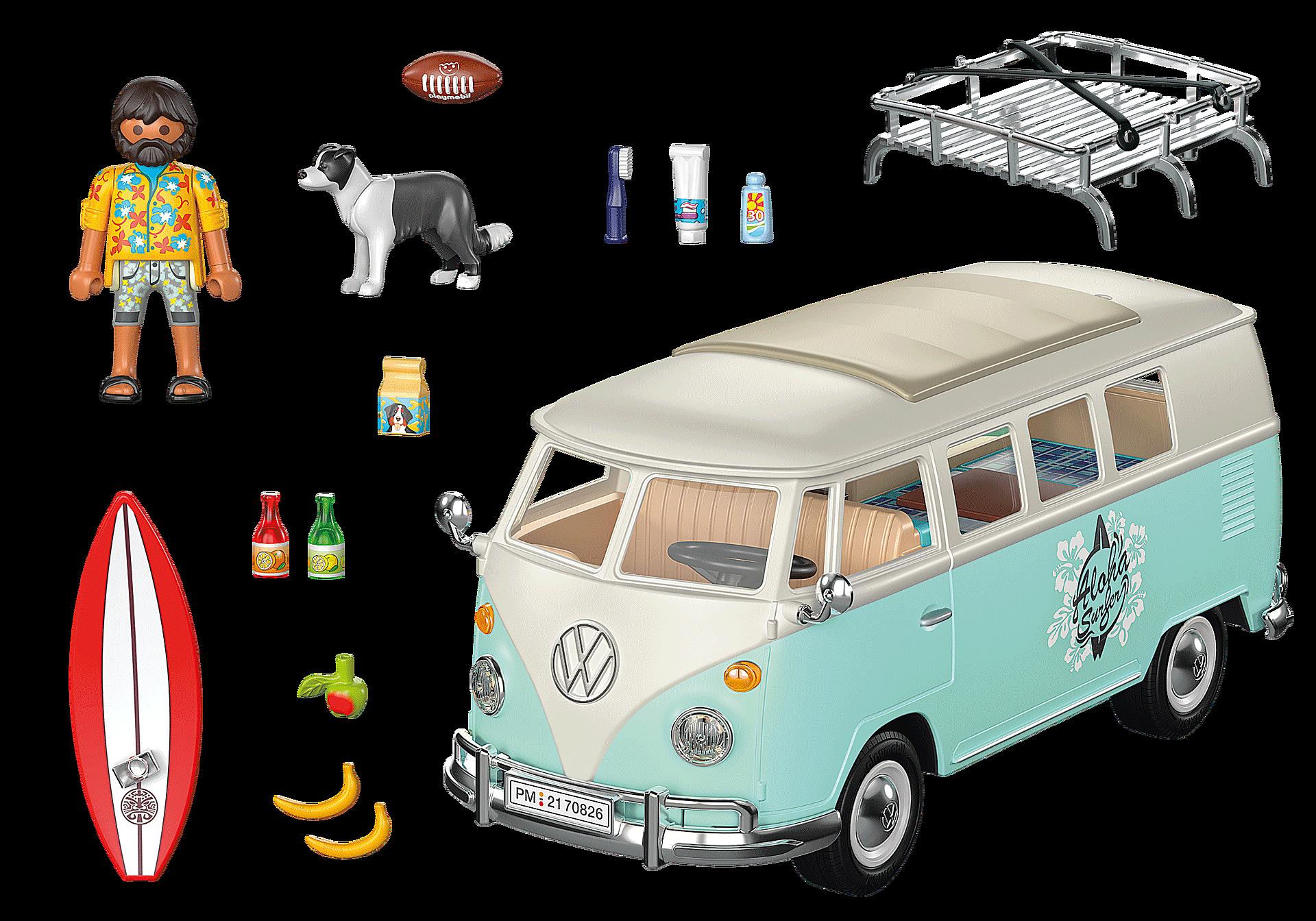 70826 Volkswagen T1 Camping Bus - Edición especial zoom image3
