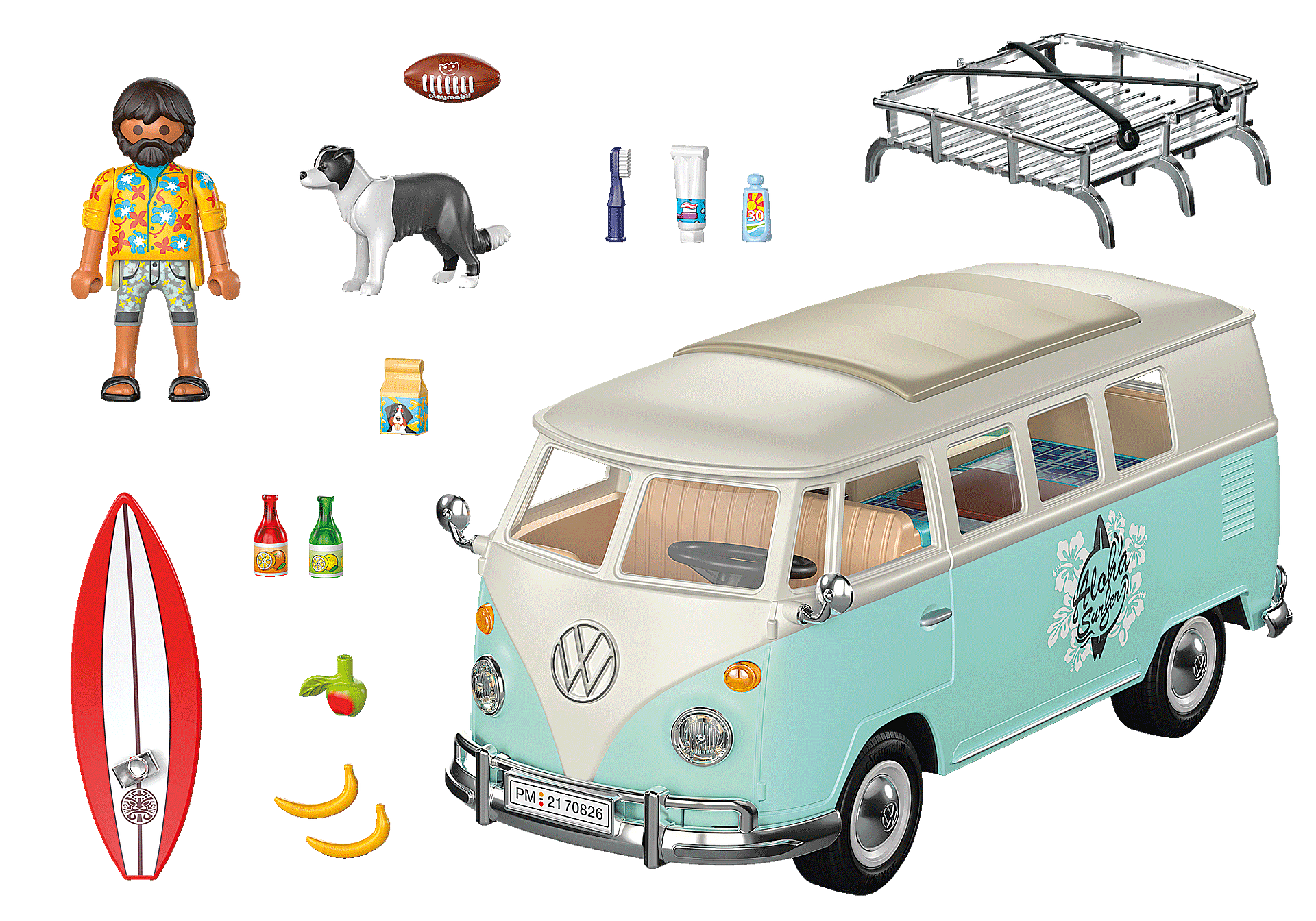 70826 Volkswagen T1 Camping Bus - Special Edition zoom image3