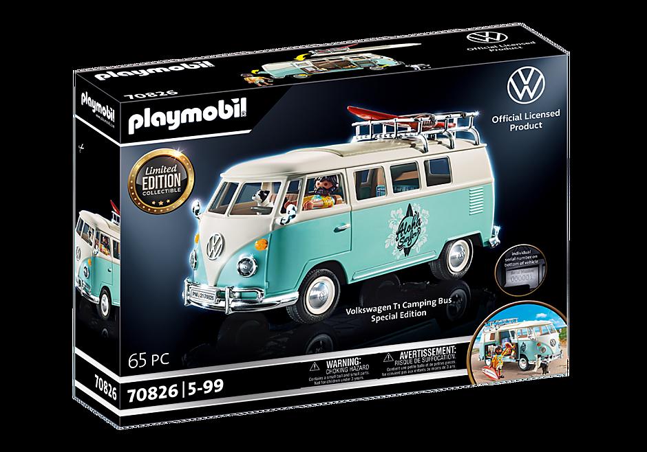 70826 Volkswagen T1 Camping Bus - Edición especial detail image 3