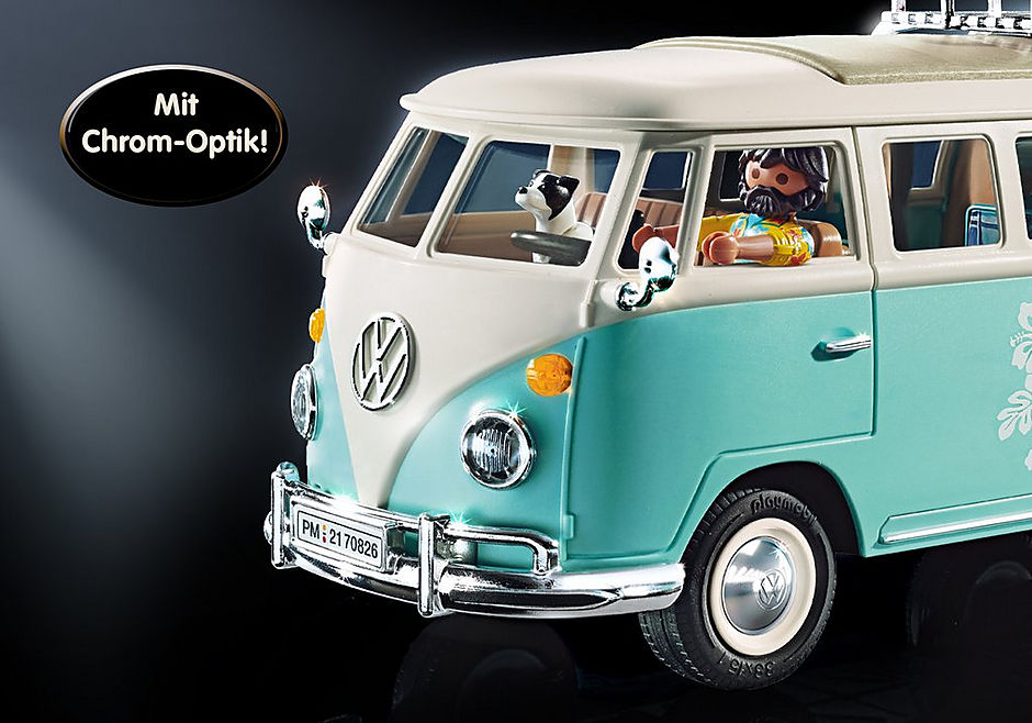 70826 Volkswagen Bulli T1  -  Special Edition detail image 4