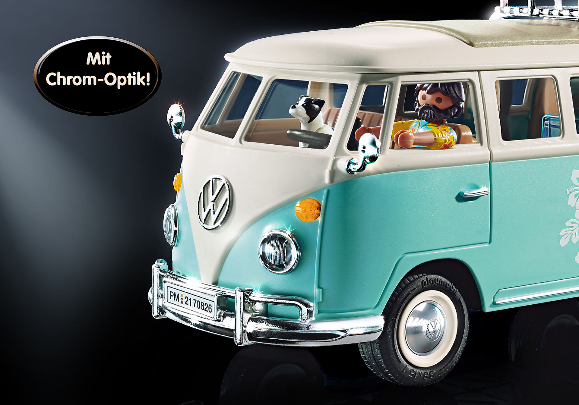 70826 Volkswagen T1 Camping Bus - Special Edition zoom image4