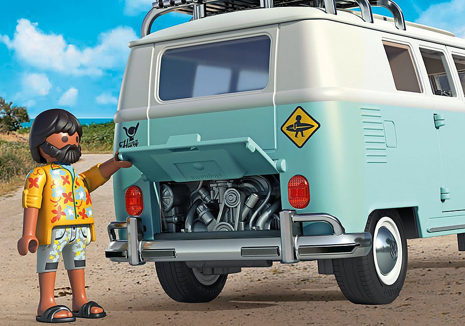 70826 Volkswagen T1 Camping Bus - Special Edition detail image 10