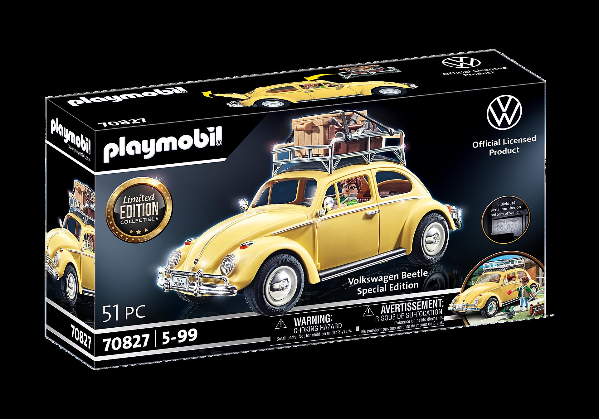70827 Volkswagen Coccinelle - Edition spéciale zoom image3