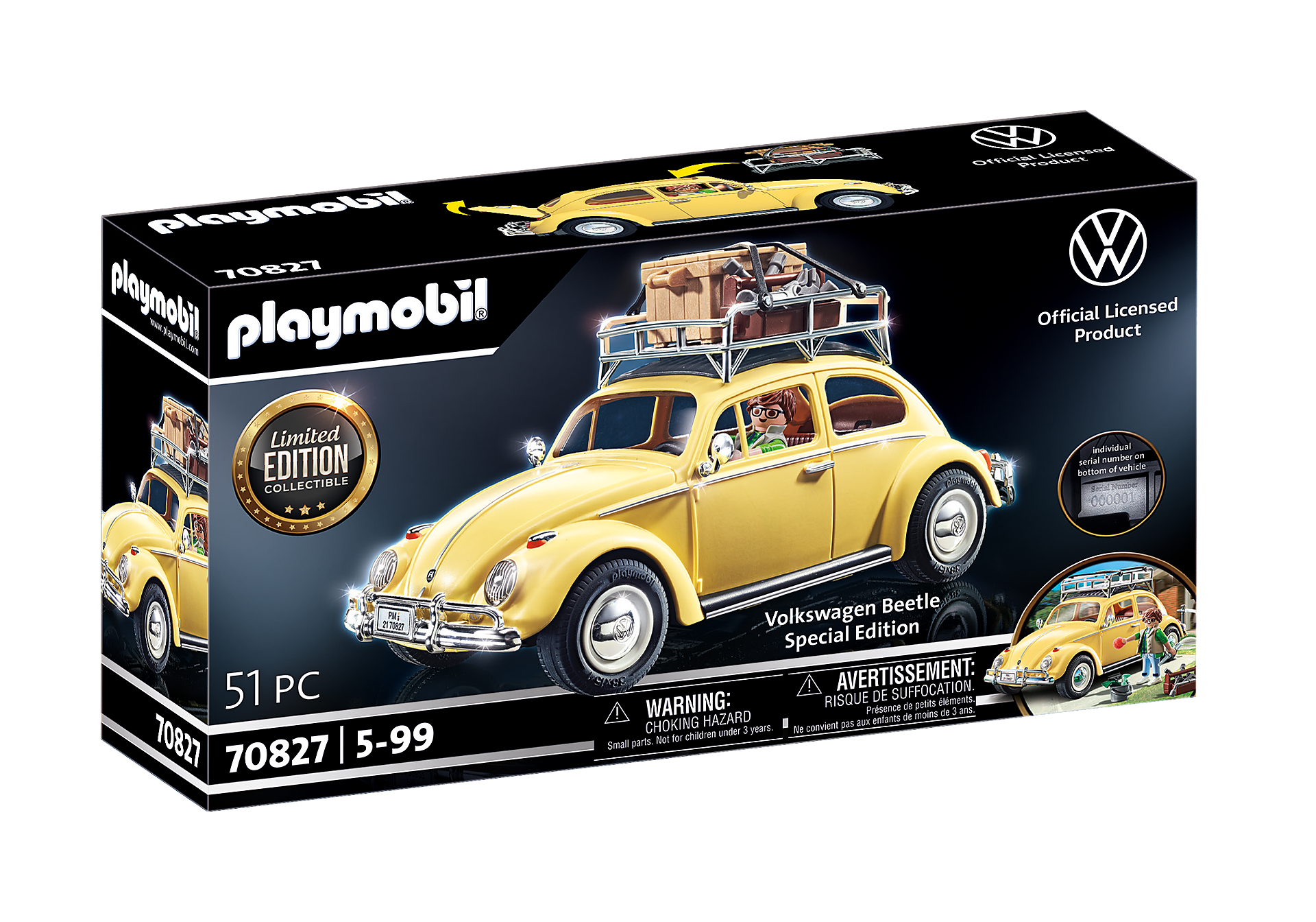 70827 Volkswagen Kever - Special Edition zoom image3