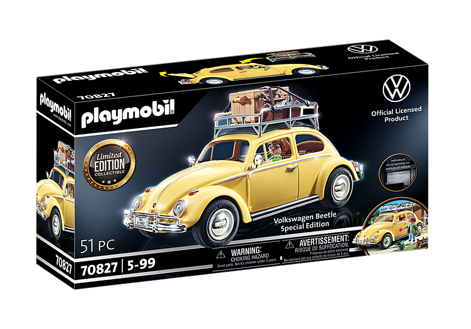 70827 Volkswagen Kever - Special Edition detail image 3
