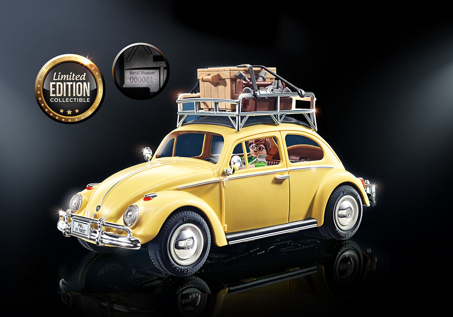 70827 Volkswagen Coccinelle - Edition spéciale zoom image1