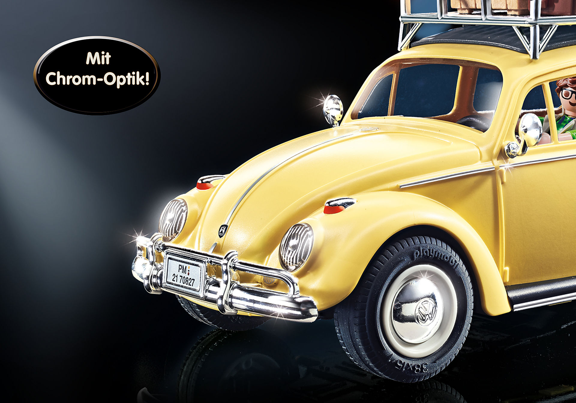 70827 Volkswagen Coccinelle - Edition spéciale zoom image4