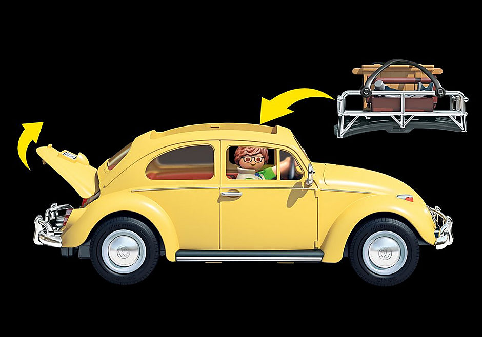 70827 Volkswagen Σκαραβαίος - Special Edition detail image 5