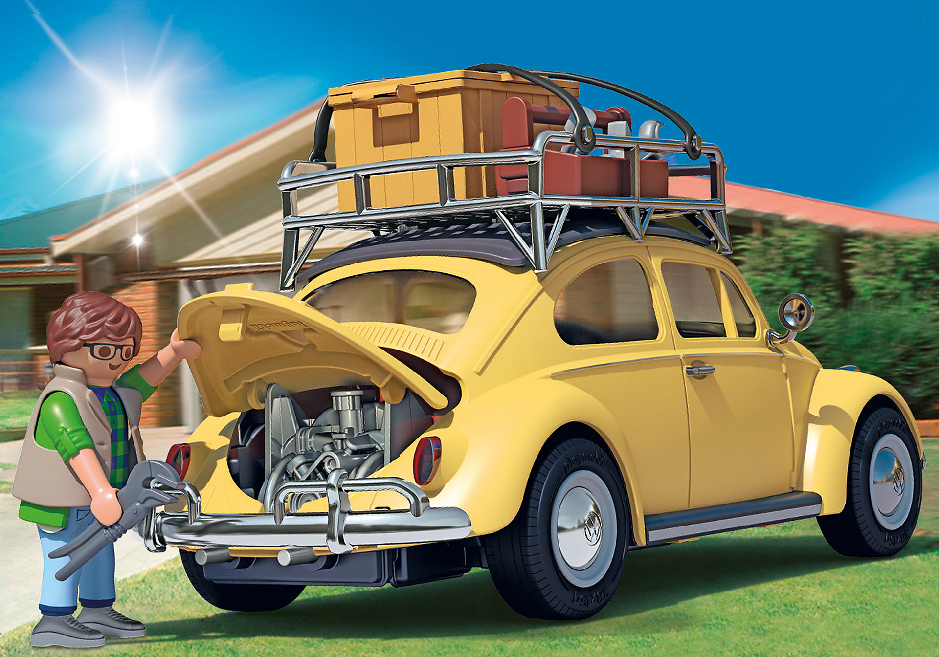 70827 Volkswagen Coccinelle - Edition spéciale zoom image6