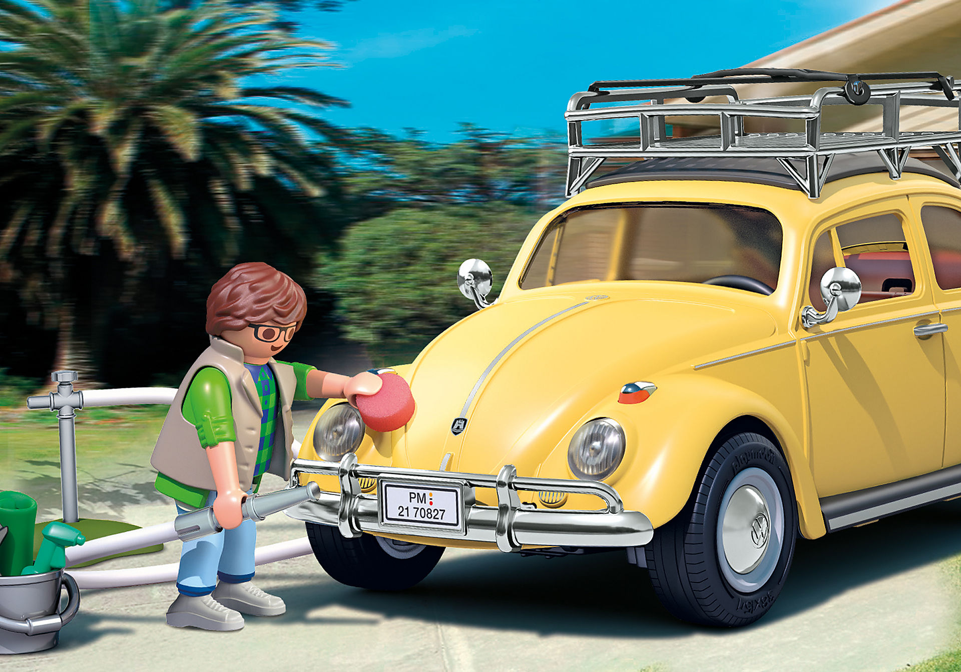70827 Volkswagen Beetle - Edición especial zoom image7