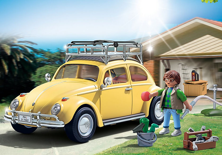 70827 Volkswagen Garbus - Edycja specjalna detail image 8