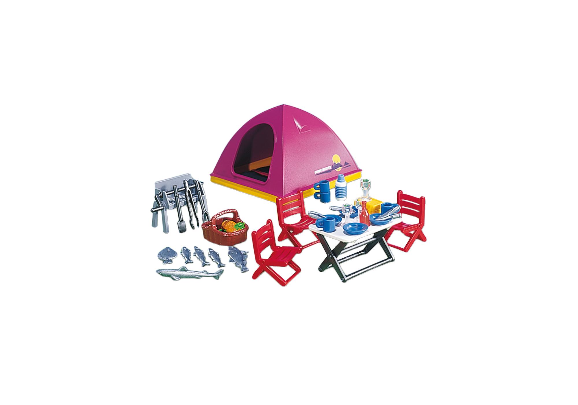http://media.playmobil.com/i/playmobil/7260_product_detail/Tenda e Material de Campismo