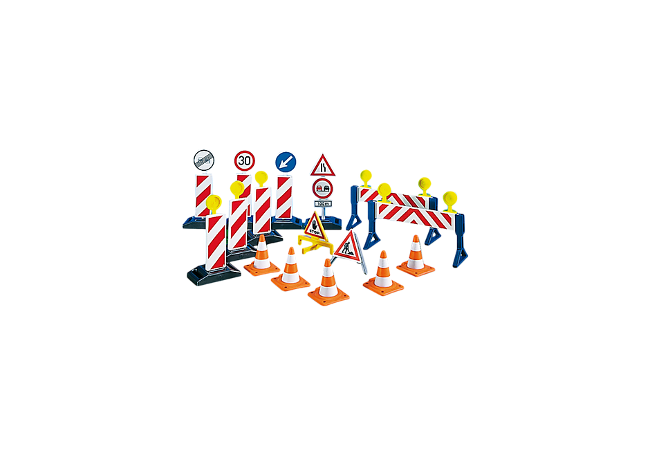 7280 Accessoires de construction de routes detail image 1
