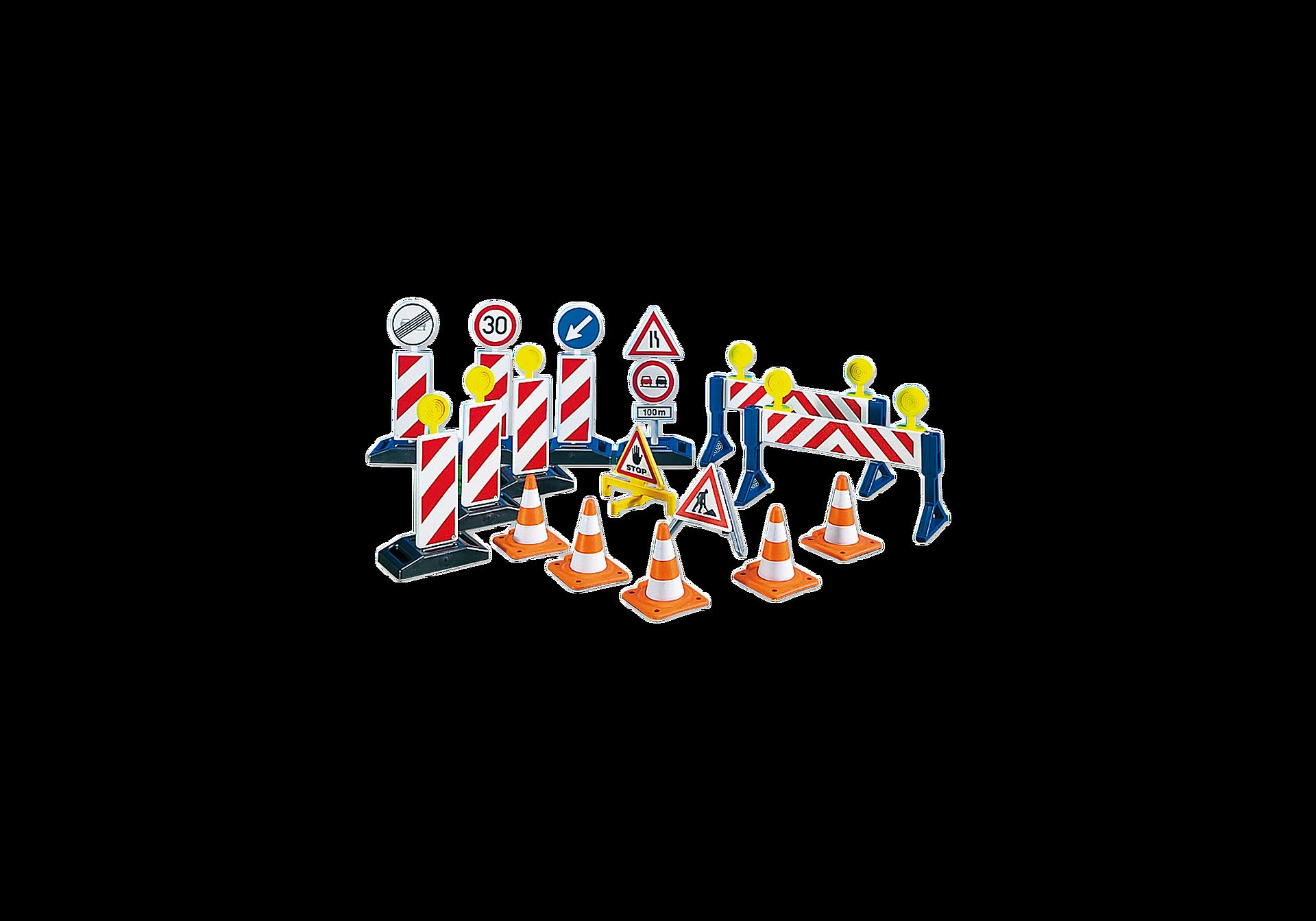 7280 Accessoires de construction de routes zoom image1