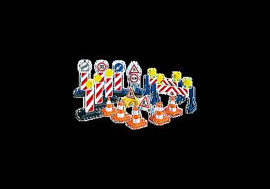 7280 Accessoires de construction de routes