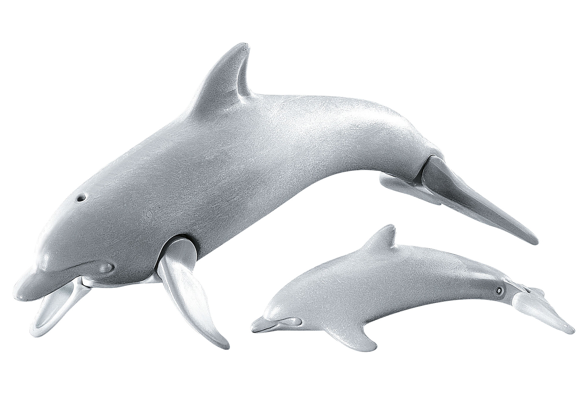7363 Delfin kicsinyével zoom image1
