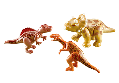 7368 Dinossauros bebés
