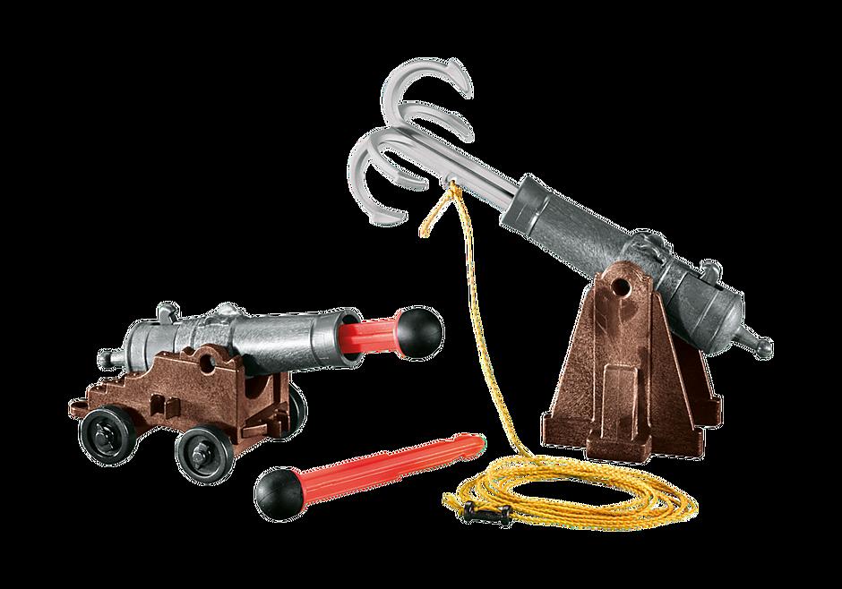 http://media.playmobil.com/i/playmobil/7373_product_detail/2 kanoner med äntringshakar
