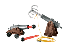 Playmobil Cannons For Pirate Ship 7373