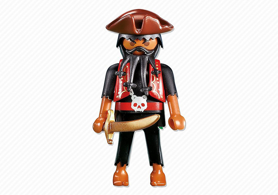 7380 Piratenkapitän detail image 1