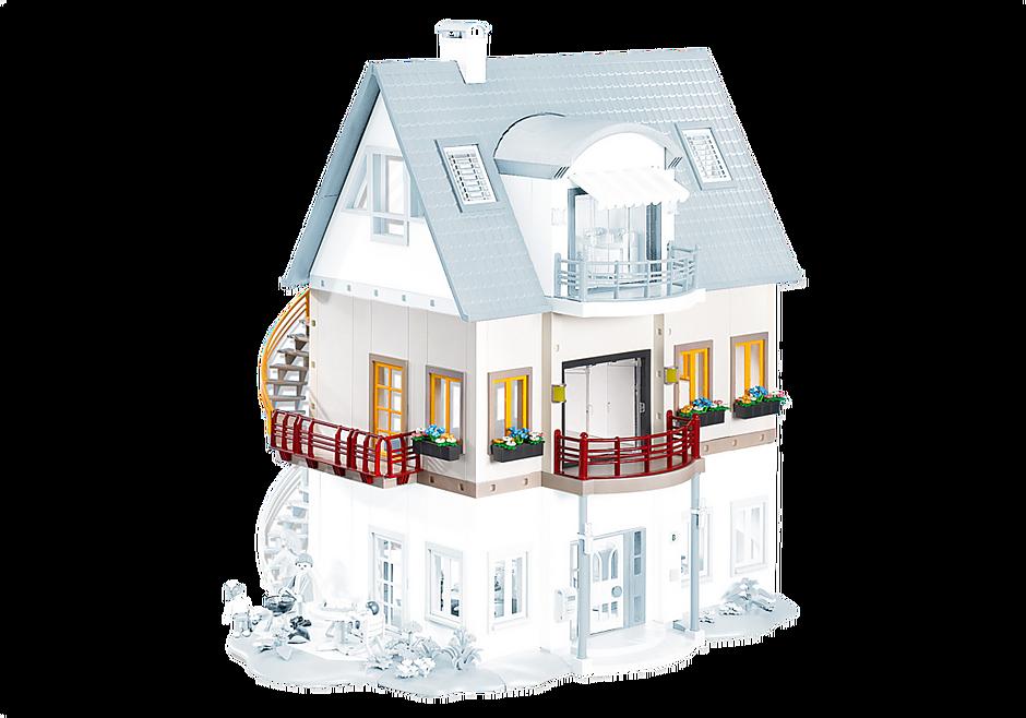 7387 Etage supplémentaire pour Villa moderne A art. 4279 detail image 1