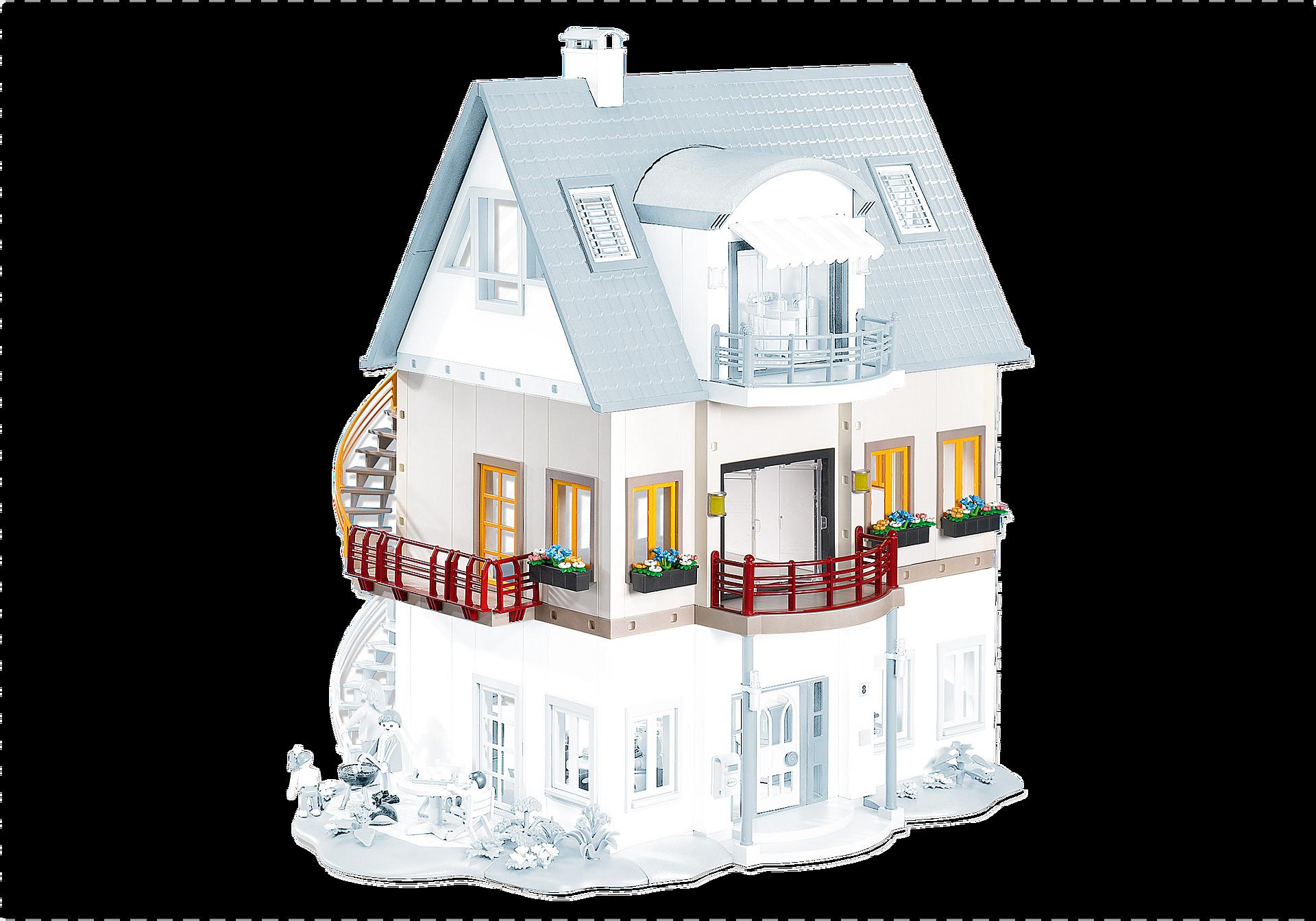 7387 Etage supplémentaire pour villa moderne A zoom image1