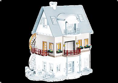 7387 Piso adicional para la Casa Moderna 4279