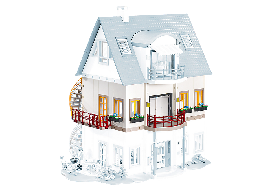 7387 Uitbreidingsset A voor moderne villa art. 4279 detail image 1
