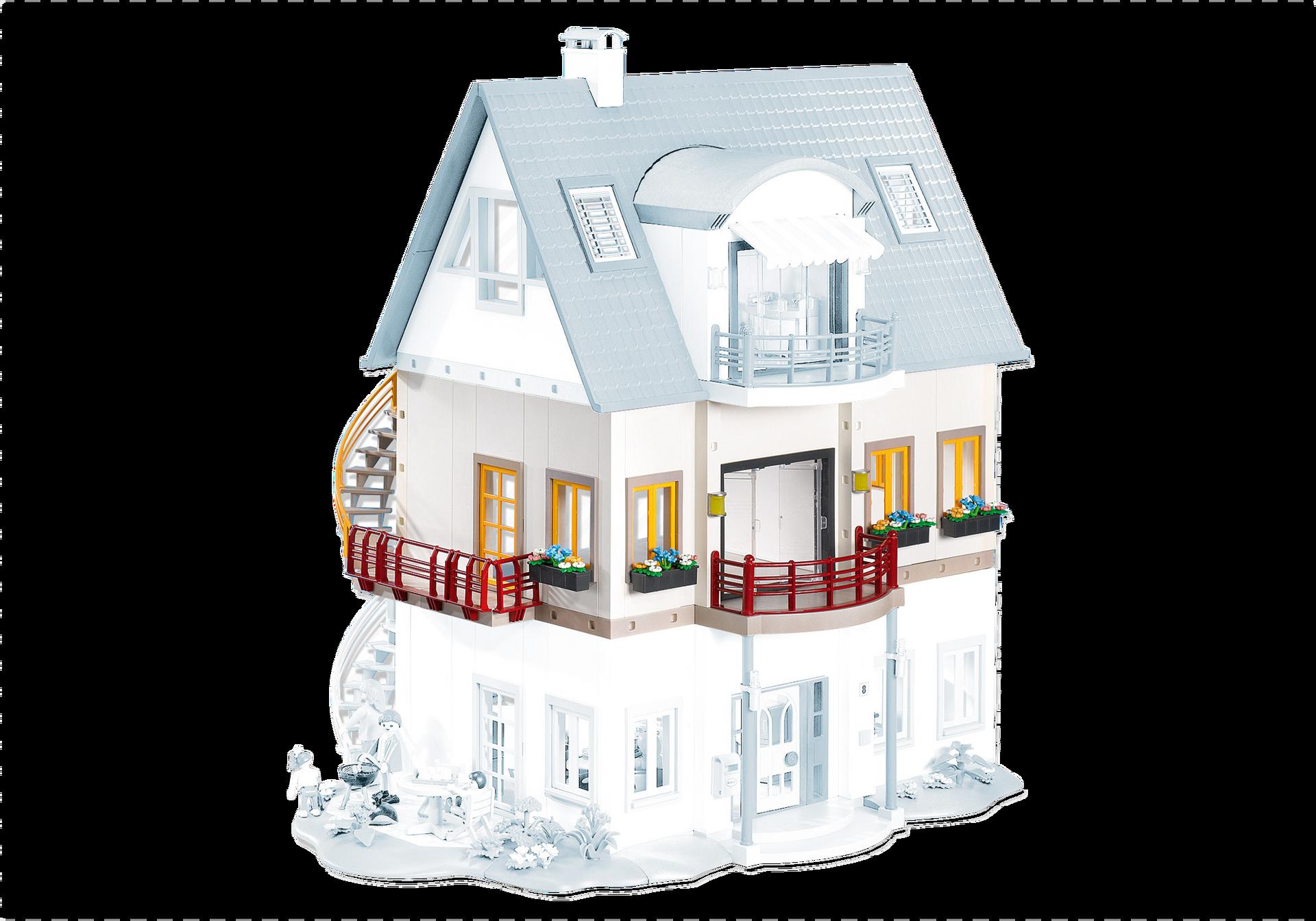 neues wohnhaus erweiterung a 7387 playmobil deutschland