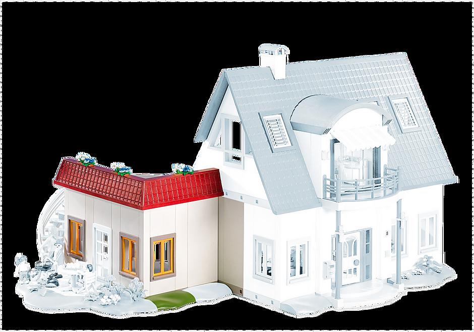 7388 Etage supplémentaire pour Villa moderne B art. 4279 detail image 1