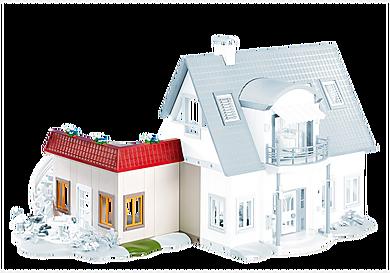 7388 Etage supplémentaire pour Villa moderne B art. 4279