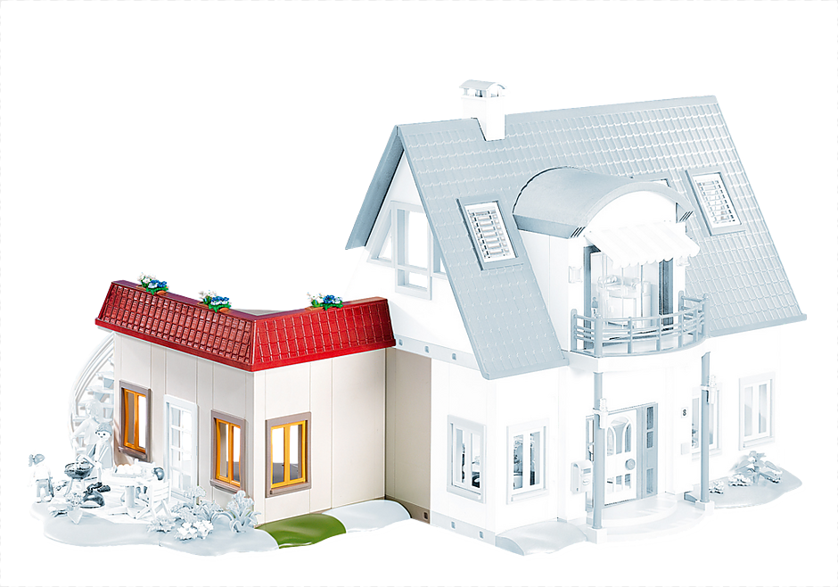 7388 Extensão de canto para casa Moderna 4279 detail image 1